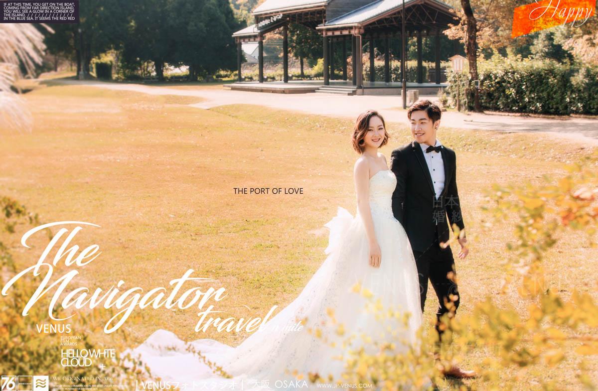 日本现在婚纱摄影多少钱呀