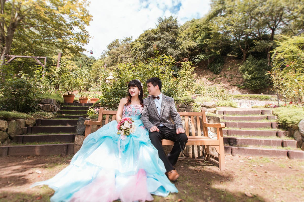 日本婚纱摄影到底多少钱